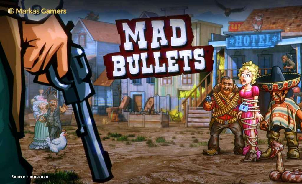Mad Bullets ding dong