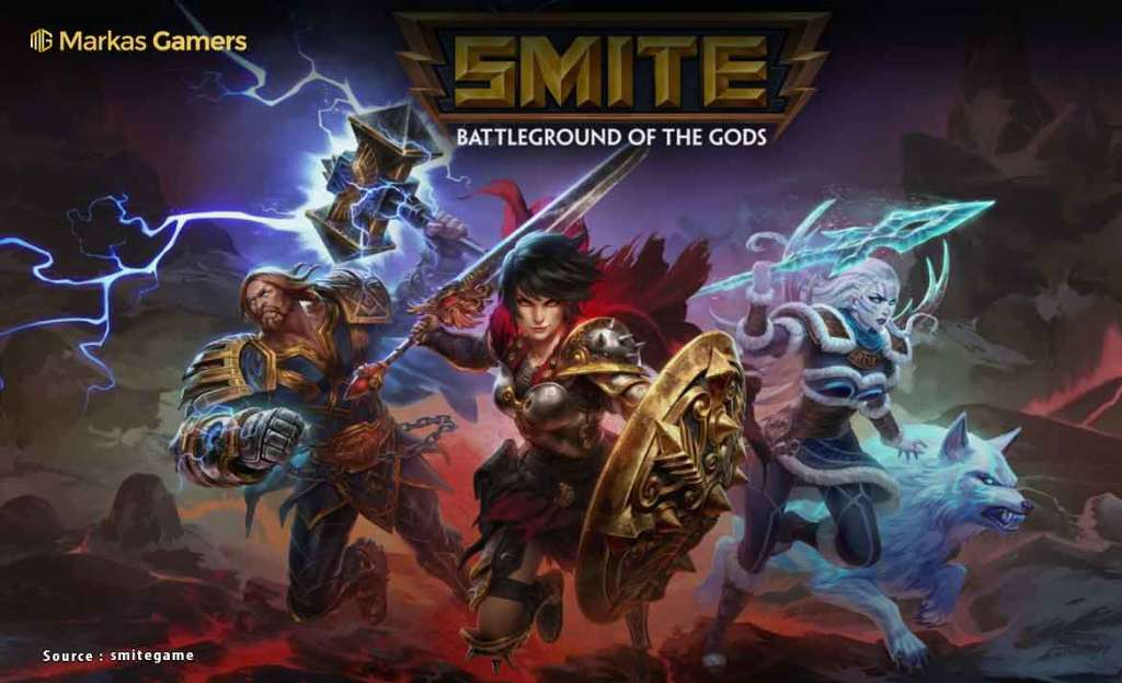 Smite PC steam