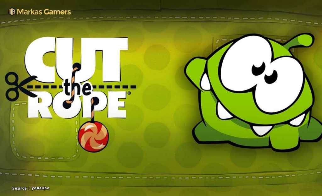 cut the rope game anak