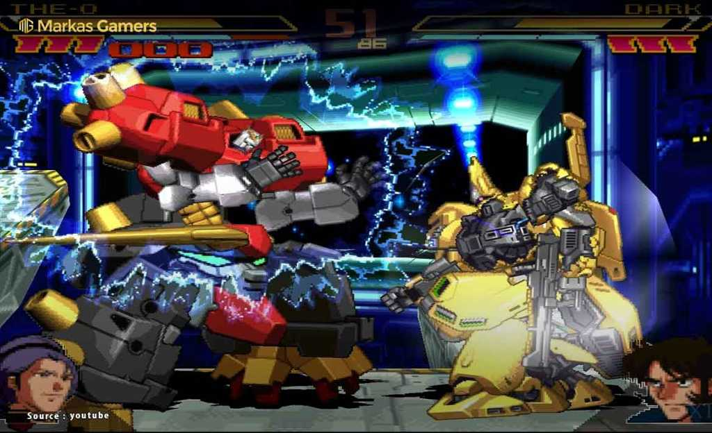 Gundam: Battle Assault - Game Gundam