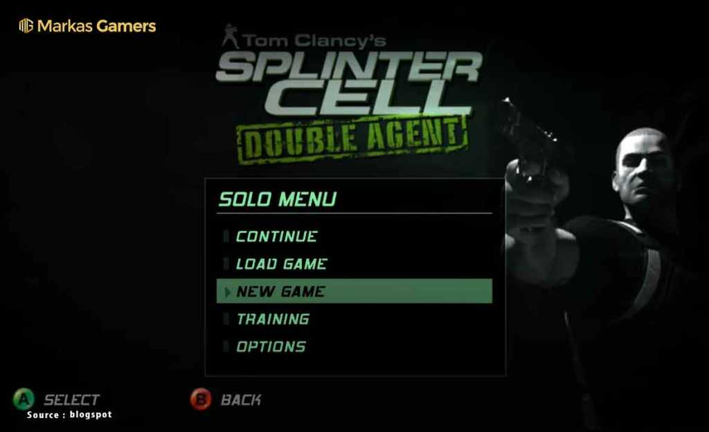 Tom Clancy's Splinter Cell: Double Agent (2006)