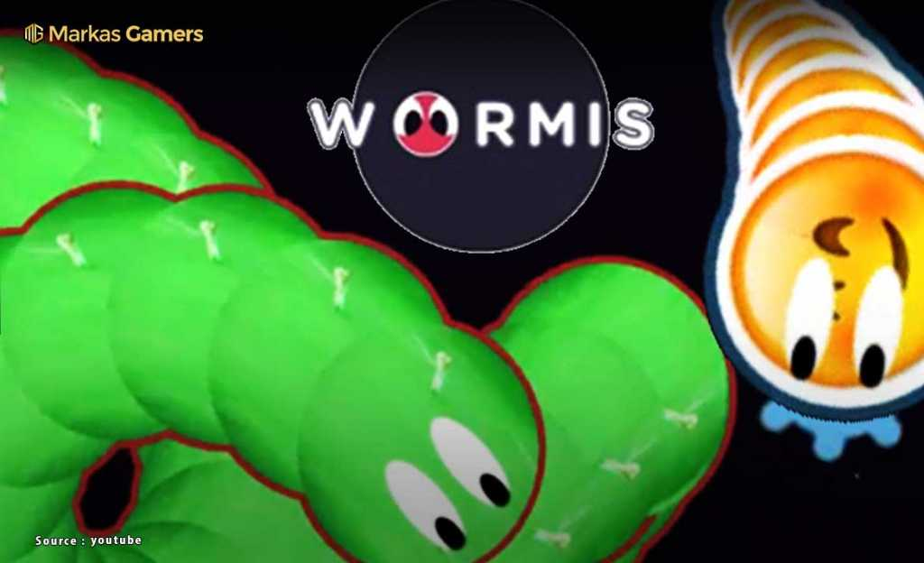 Worm.is - Game Ular