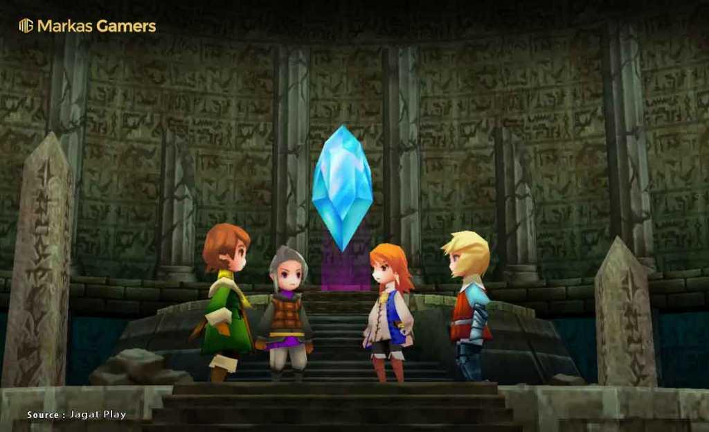 game Final Fantasy III