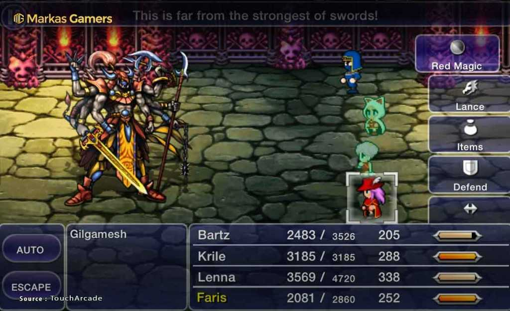 game Final Fantasy V