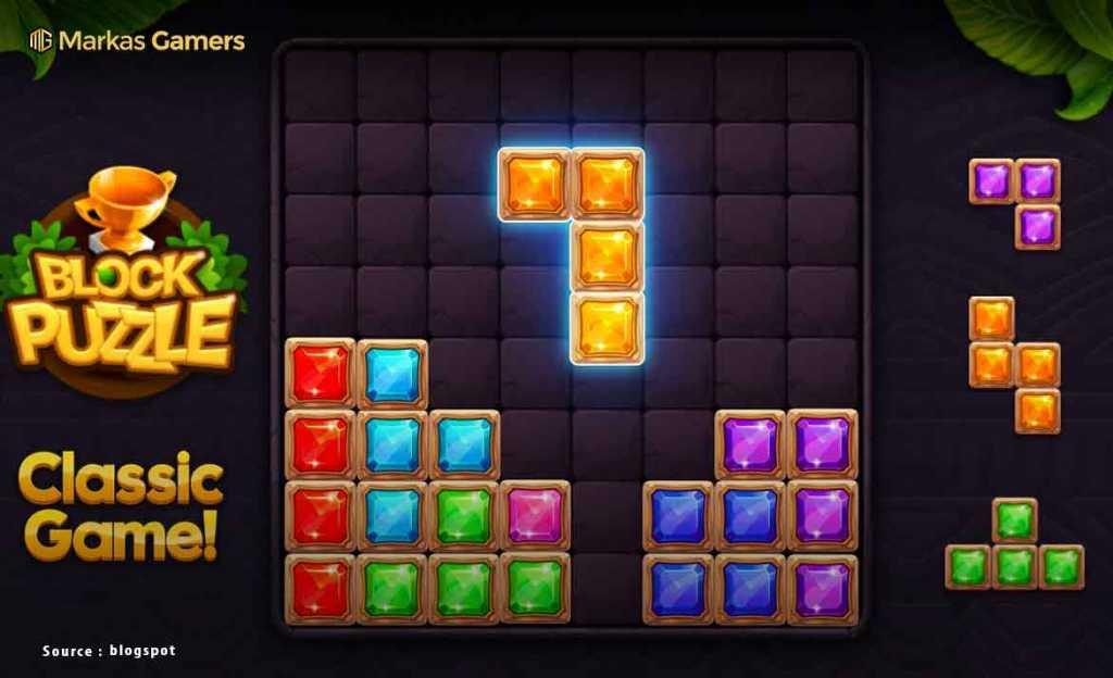 Block Puzzle - Block Puzzle Jewel Games