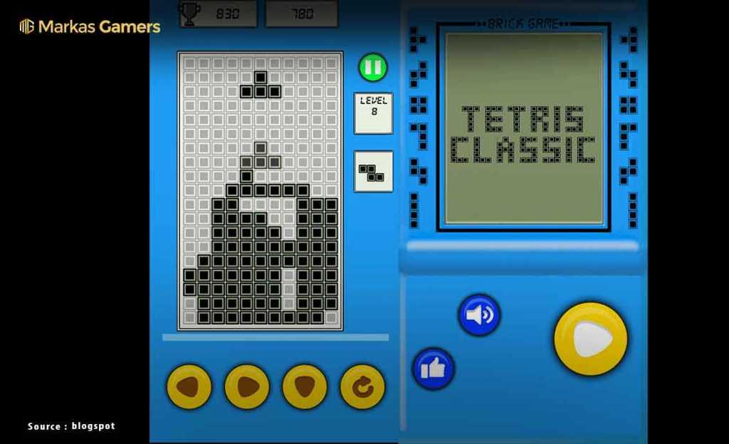 Block Puzzle Classic 1984 - Game Tetris