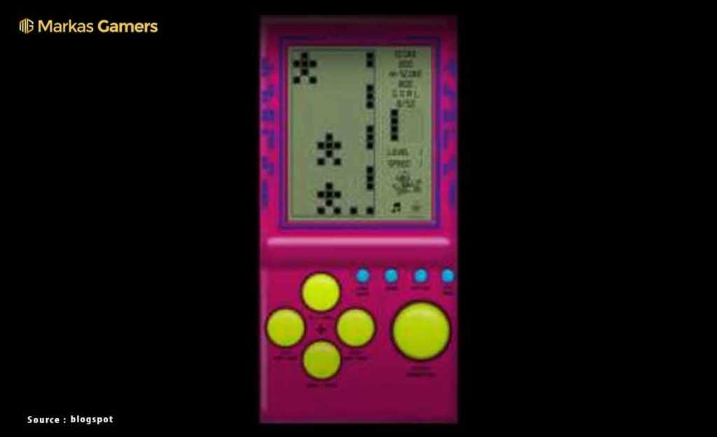 Brick Game - Perseus Games Arkade