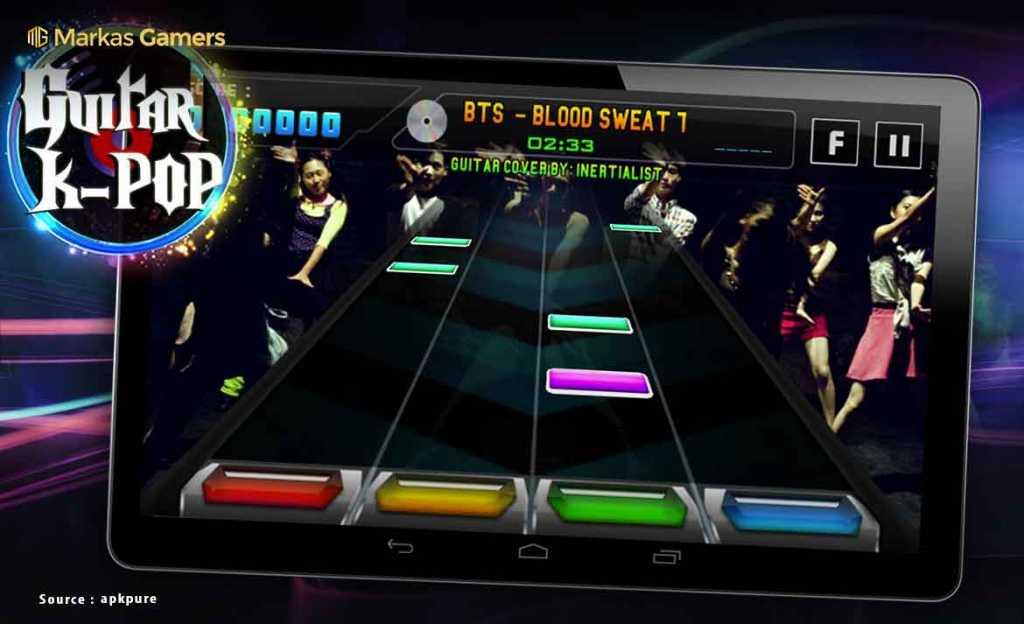 Guitar Hero K-POP Edition