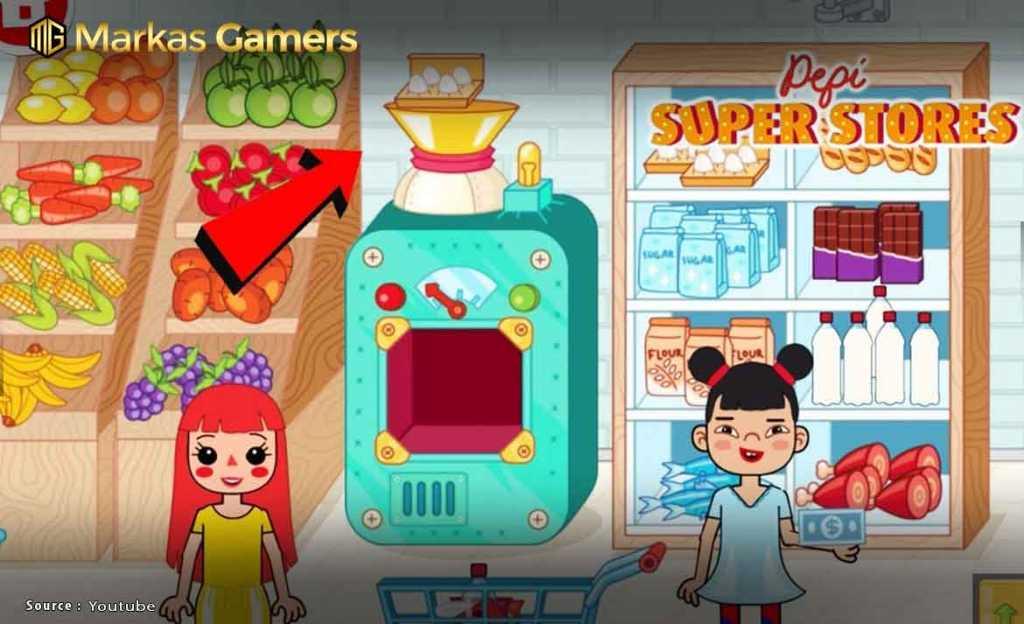 Mini Market - Pepi Super Stores