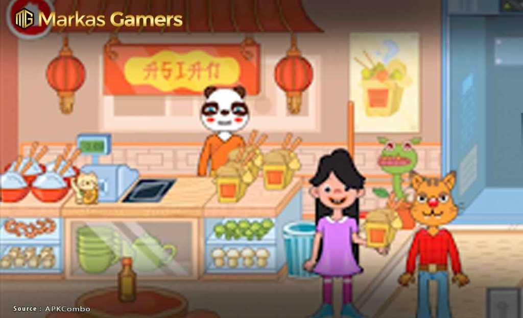 Restoran Cina