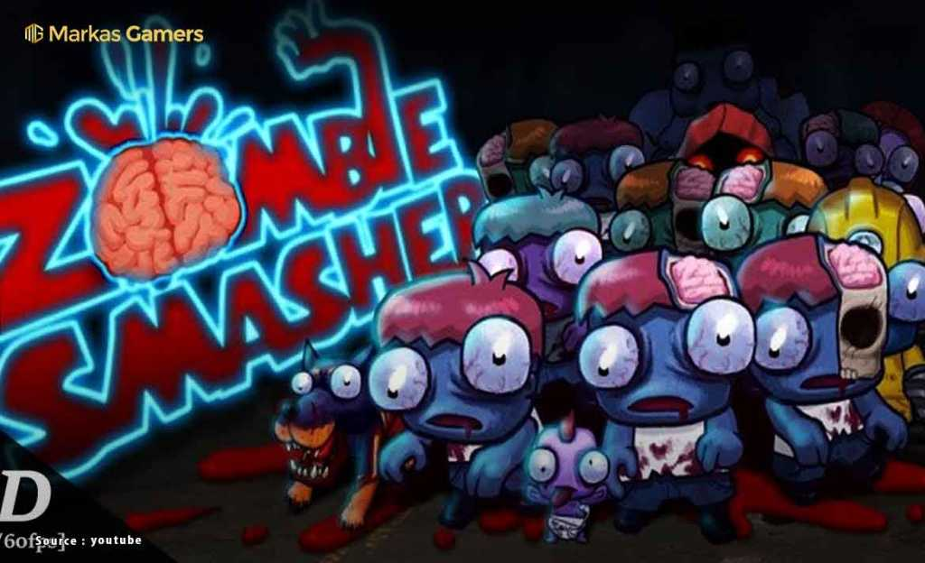 Zombie Smasher (Android) - Mini Games