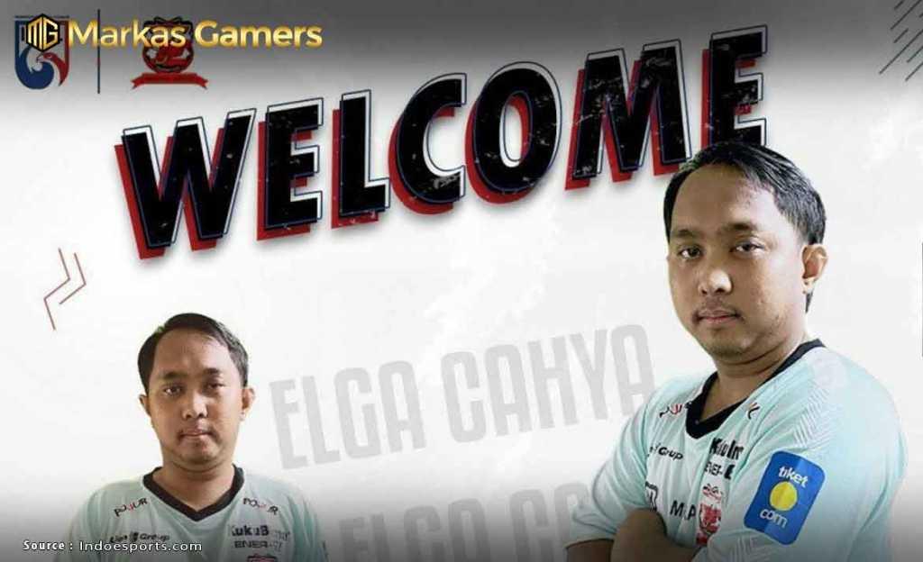 Elga Cahya Putra pro player Ifel 2020