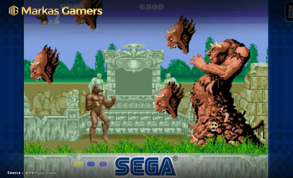 Graphics Altered Beast Classic