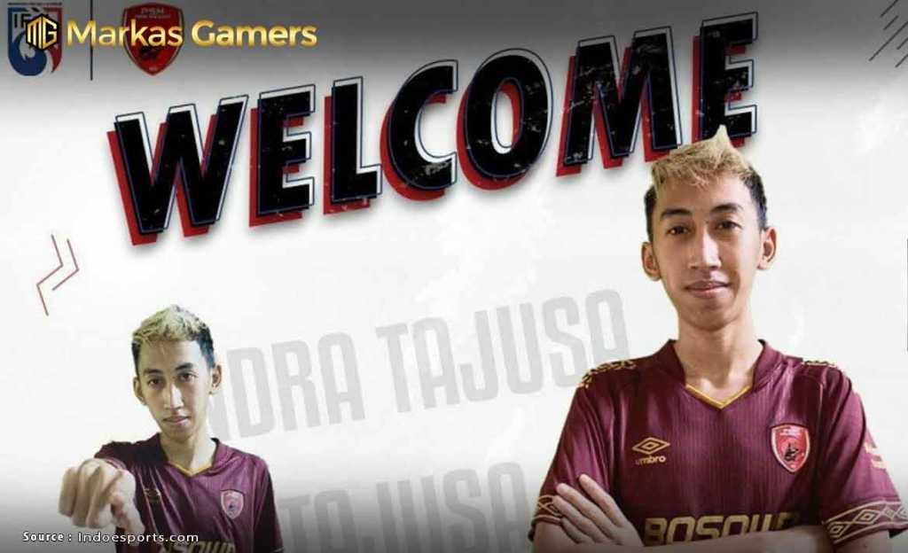 Indra Tajusa pro player ifel 2020