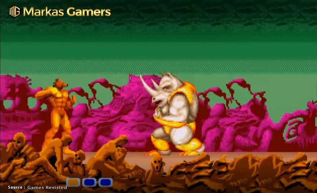 Gameplay Altered Beast Classic