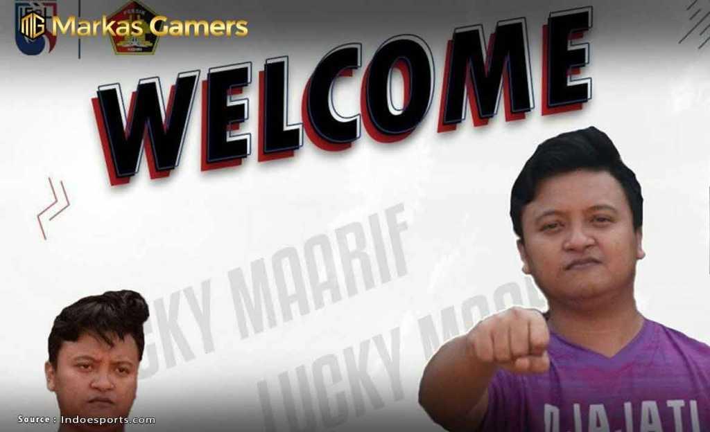 Lucky Maarif- Pro Player IFel 2020