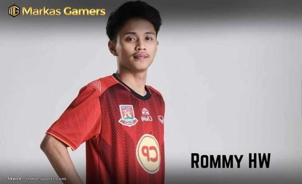Rommy HW pro player ifel 2020